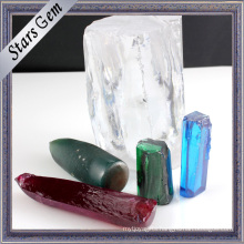 Cubic Zirconia and Corundum Raw Material Rough