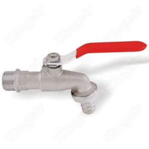 Bibcock Ball Valve With Hose Union