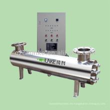Caja de esterilizador UV de acero inoxidable Chunke