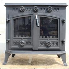 Cast Iron Stove, Wood Burning Stove (FIXL003)