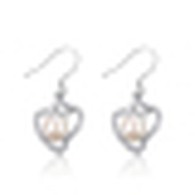 Women′s Fashion Personality Freshwater Shell Pearl Earrings