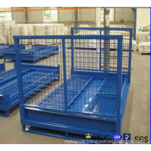 EU Market Storage Metal Wire Mesh Box/Container