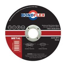 Abrasivos Bondflex, ruedas de corte y muelas abrasivas