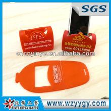 3D PVC-Mobiltelefon-Aufnahmeschale für Förderung