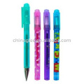 stylos gel paillettes