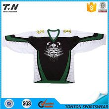 Personalizado Ice Hockey Practice Jerseys Atacado