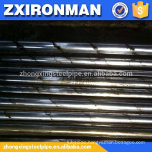 ASM A A519 1010,1020,1035,1045,4140,4130 Seamless steel pipe