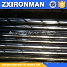Norma DIN 17175 ST 35.8 carbono tubulação sem emenda de aço