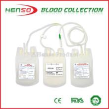 Sac de collection de sang Henso SAGM