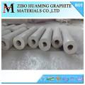 Tubo de grafite de alta densidade para fundição contínua