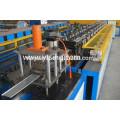 Aprobado CE e ISO YTSING-YD-7124 Aleación de aluminio automática Rolling Roll de la puerta del obturador que forma la máquina