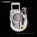 pneumatic heat press machine from sunmeta company, hot sale sublimation mug printer