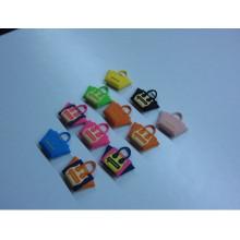 Tasche geformte Metall Abzeichen, benutzerdefinierte Anstecknadel (GZHY-BADGE-027)