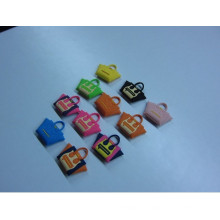 Insigne en métal en forme de sac, épinglette personnalisée (GZHY-BADGE-027)
