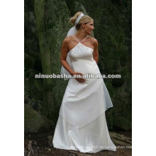Empire Schwangeres Hochzeitskleid