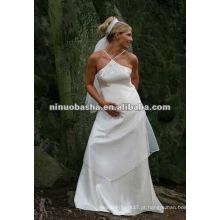 Vestido de Noiva Império Preguiçoso