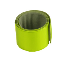 Best Quality for Custom Reflective Safety Vest Custom Reflective PVC slap wrap waist band supply to Nauru Wholesale