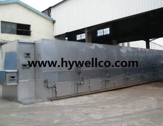 Agaric Continuous Drying Machine