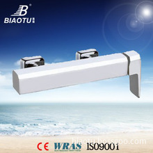 Wall mounted square shower faucet tap