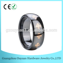 2016 Latest black ceramic ring,cheap custom jewelry,fashion jewelry for woman and men