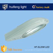 Iluminação ao ar livre LED 20W conduziu a iluminação de rua