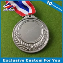 Factory Direct Sale Stick-on Ribbon Medal for Award