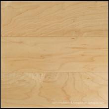 Natural Solid Maple Hardwood Flooring