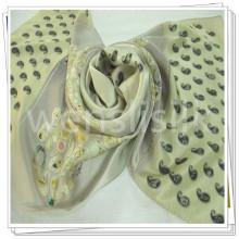 Druckstoff Schal