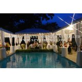 Glamorous gazebo party tent,winter party tent