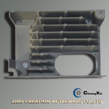 A presión el disipador de calor de la aleación de aluminio del bastidor para el convertidor de frecuencia