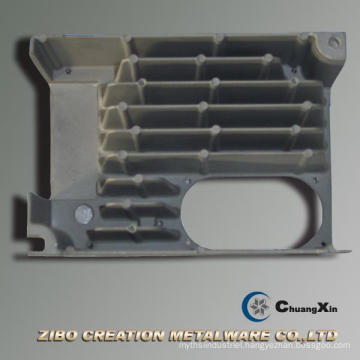 Die Casting Supplier Aluminum Alloy Heat Sink for Frequency Converter