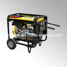 Air-Cooled Open Frame Type Diesel Generator Set (DG7000E3)