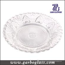 Plato de vidrio de vidrio (GB2301LH)