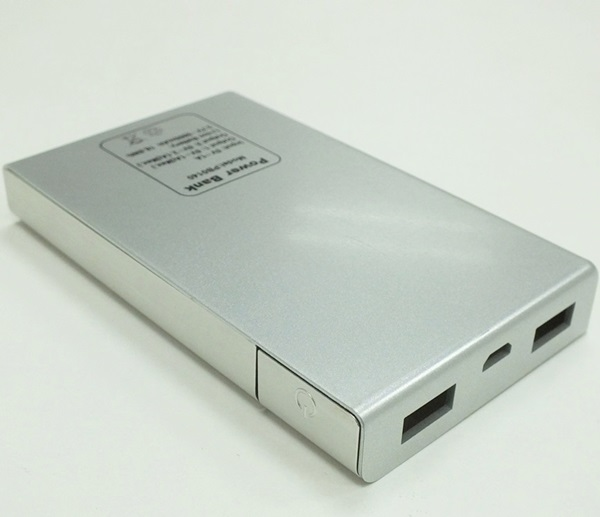 Anodized power Bank Enclosure