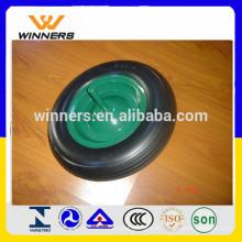 venda de buraco de fábrica 3.50-8 roda de espuma de pu