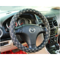PVC/PU  eco-friendly STEERING WHEEL COVER