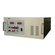 Fuente de alimentación de CC lineal de alta potencia y baja ondulación