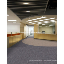 Office Nylon Carpet Tiles with PVC Backing