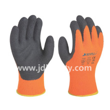 Winter Work Glove of Latex Foam Coated (LY2035) (CE APPROVED)
