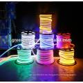 Heißer Verkauf AC110V / 220V 8x16mm Mini Flex führte Neon Seil Licht für Indoor / Outdoor / Urlaub Dekoration