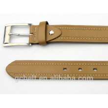 Fashion design man PU leather belt