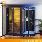 CRW AG0007 infrared Steam Sauna Combination