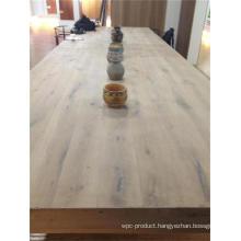 Super Long Oak Board Meeting Table
