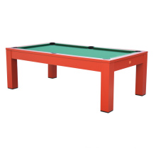 7′ Table Billiard with Dining Surface