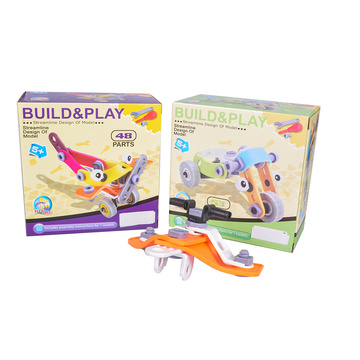 Top for Diy Toys Toy  DIY Build and Play supply to Indonesia Manufacturer