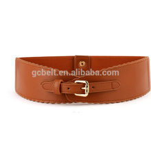 Woman Fashion elastic waist belt for dressing