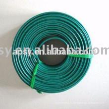 fil enduit de PVC de fil coloré