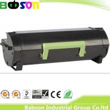 Cartucho de tóner compatible con la venta directa de fábrica Ms310 para Lexmark Ms310d / 410 / 510dn / 610dn / Dtn / De / Dte