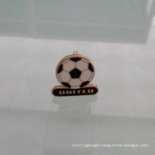 Football Shape Lapel Pin, Custom Special Badge (GZHY-LP-010)
