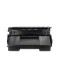 Printer Plastic compatible stable black toner Cartridge